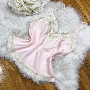 🌹Vtg Christian Dior Silky Pink Cami🌹